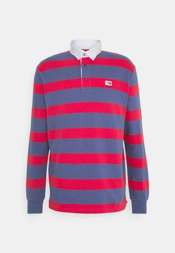 RUGBY  - Polo shirt - vintage indigo