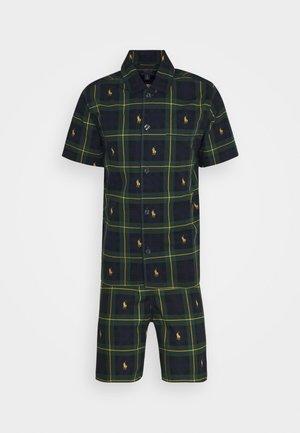 Pyjamas - gordon plaid