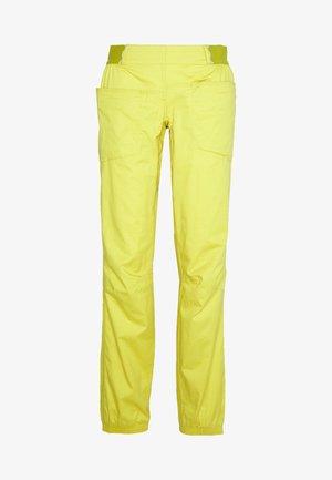 TUNDRA PANT  - Trousers - celery/kiwi
