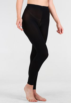 COLLANT BODY TOUCH - Leggings - Stockings -  noir