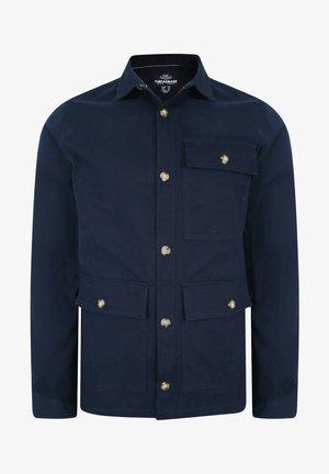 ERIDGE - Shirt - navy