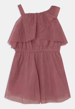 NKFOALLY DRESS - Robe de soirée - deco rose