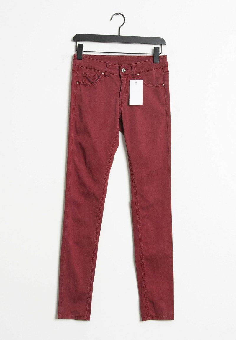 Sienna - Slim fit jeans - red
