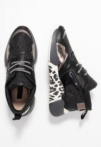 Colors of California - Höga sneakers - black - 3