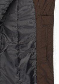 Solid - TILLY - Light jacket - dark brown - 5