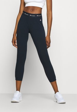 ELASTIC CUFF PANTS LEGACY - Tracksuit bottoms - dark blue