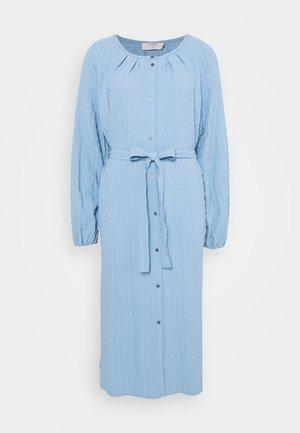 ENGA DRESS - Vardagsklänning - dusty blue