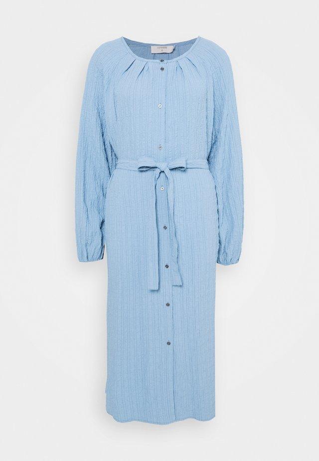 ENGA DRESS - Korte jurk - dusty blue
