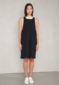 jeeij - Day dress - navyblack - 7