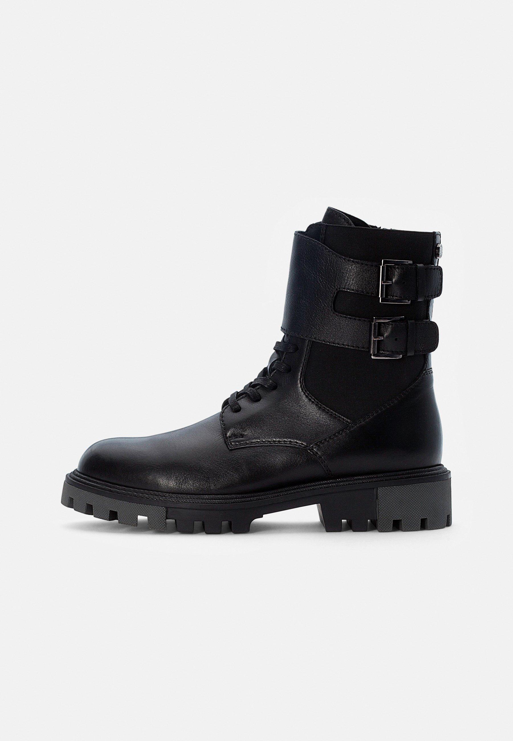 Men WANNA - Cowboy/biker ankle boot