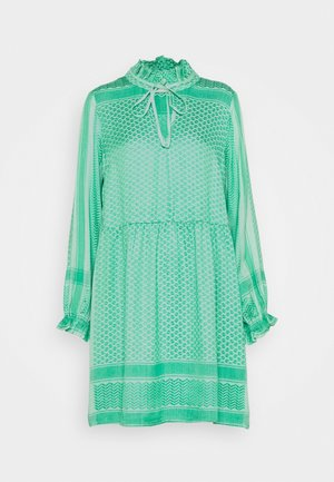 Korte jurk - minty