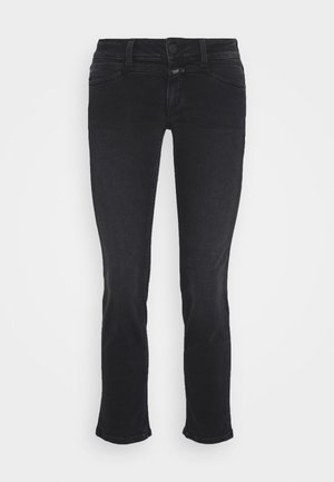 STARLET - Jean slim - dark grey