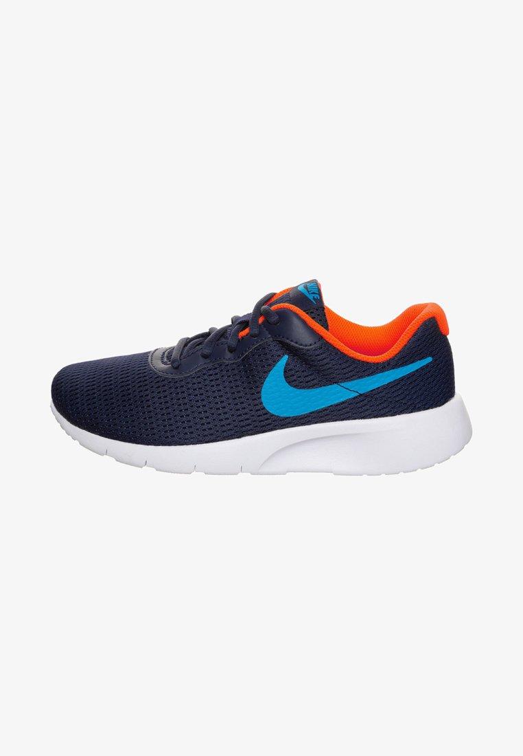 Nike Sportswear - KINDER - Trainers - midnight navy/laser blue/hyper crimson