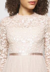 Needle & Thread - TEMPEST BODICE BALLERINA DRESS - Vestido de fiesta - strawberry icing - 5