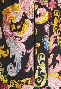 Versace Jeans Couture - HEAVY PRINT VERSAILLES - Tracksuit bottoms - black - 7