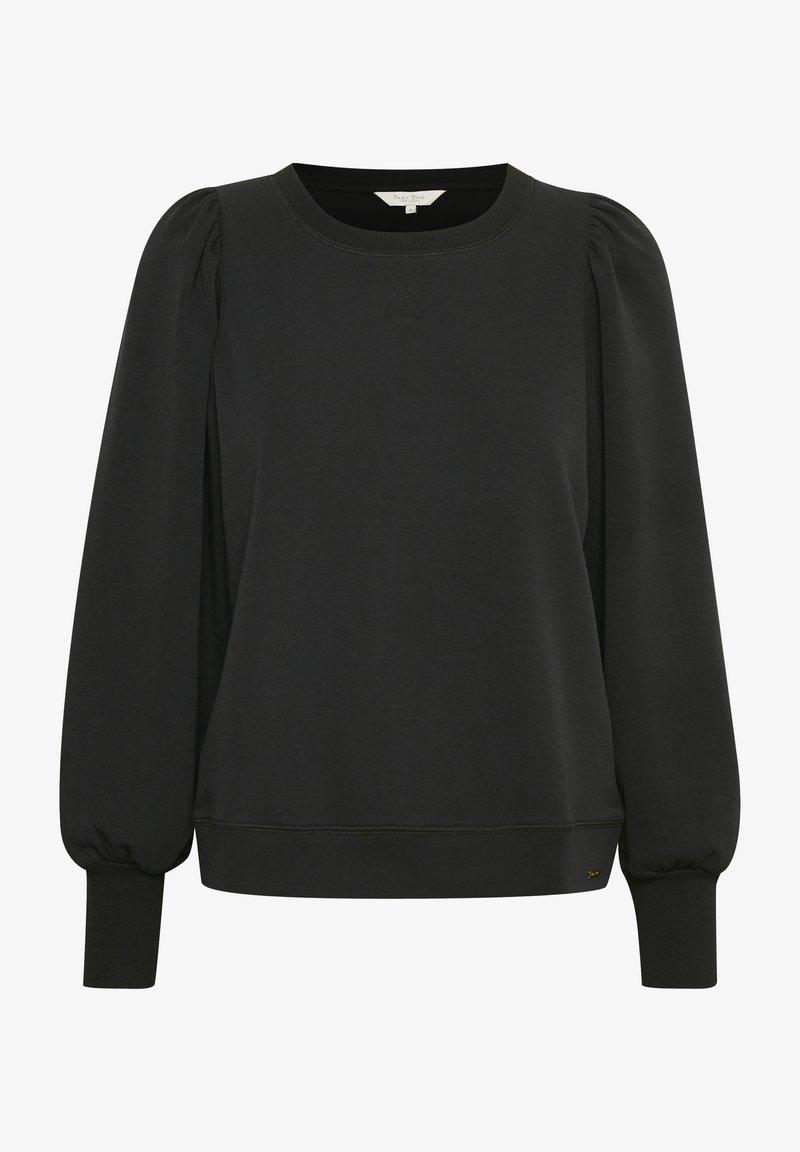 Part Two - Sweatshirt - black