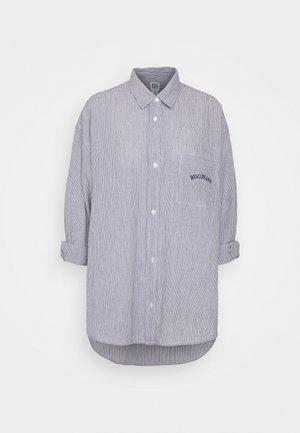 TULLY OVERSIZED STRIPED  - Skjorte - grey