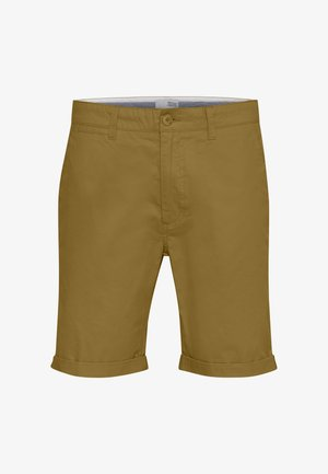 Chinos - dull gold
