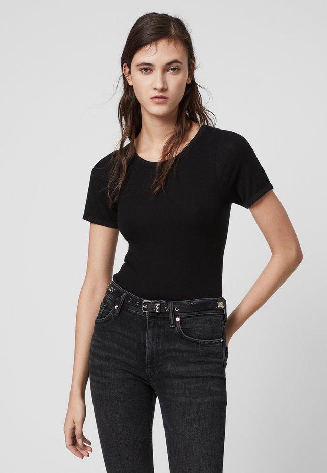 NINO - T-shirt print - black
