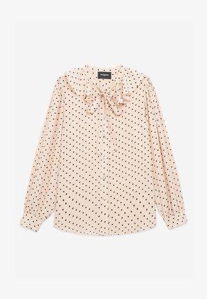 Button-down blouse - pin
