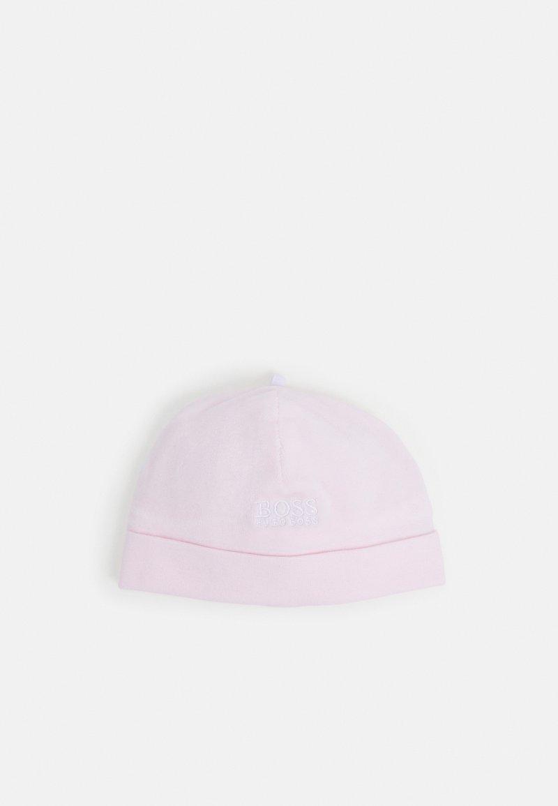 BOSS Kidswear - PULL ON HAT UNISEX - Beanie - pinkpale