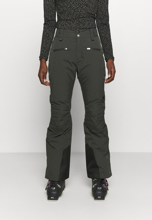 SCOOT PANTS - Pantaloni da neve - coniferous green