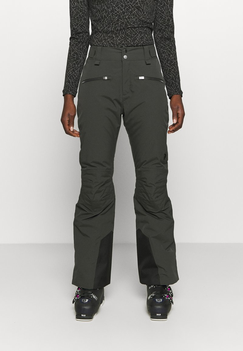 Peak Performance - SCOOT PANTS - Schneehose - coniferous green