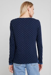 edc by Esprit - DOUBLE - Long sleeved top - navy - 2