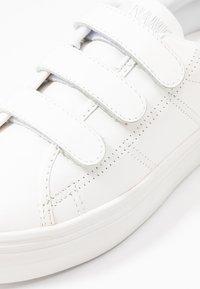 No Name - PLATO STRAPS - Baskets basses - fox white - 2