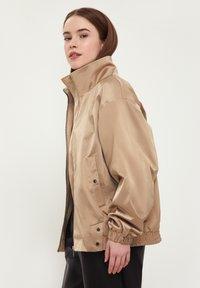 Finn Flare - Waterproof jacket - beige - 3