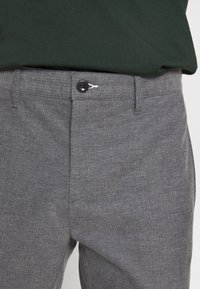 GANT - Trousers - charcoal melange - 6