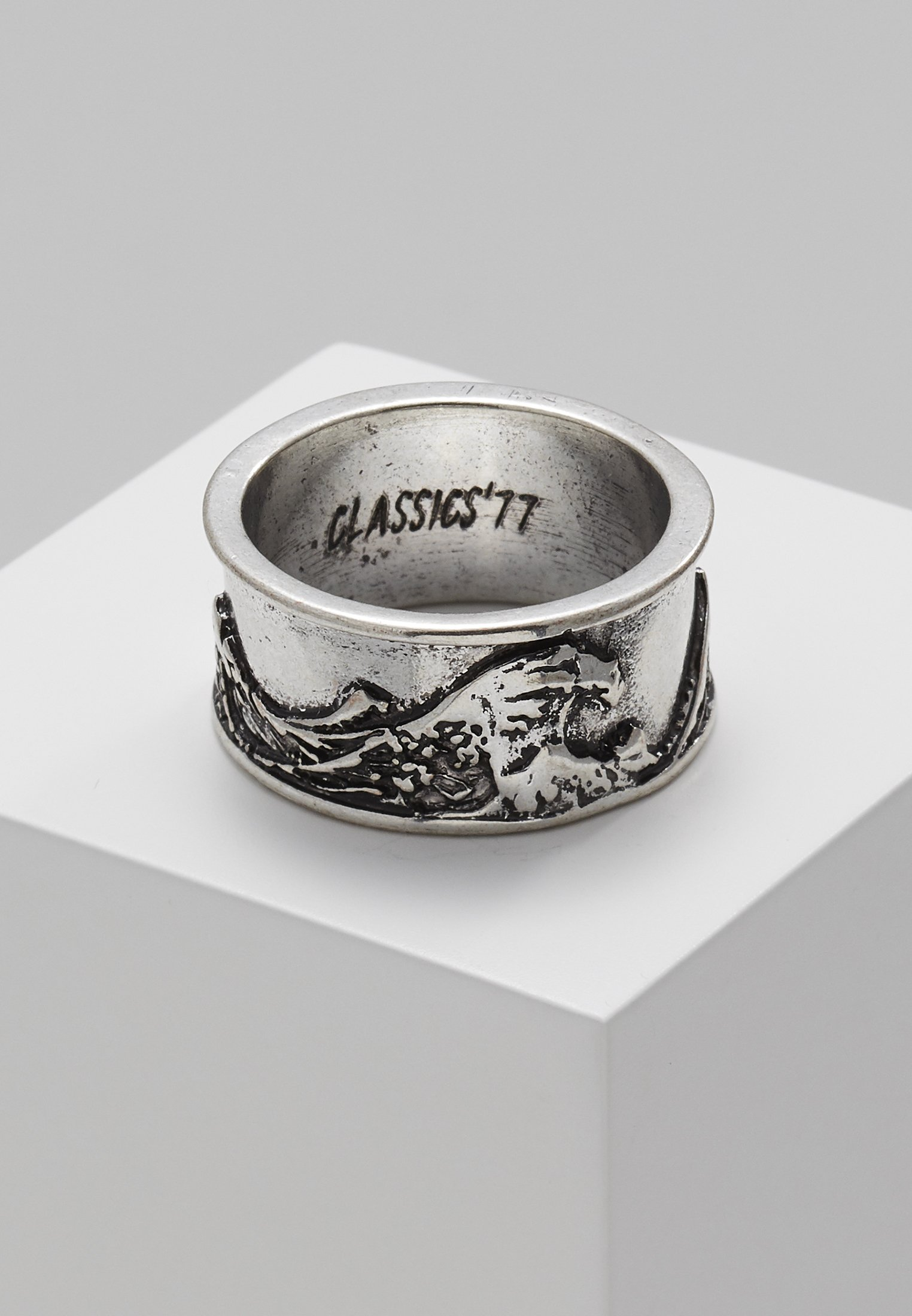 Homme GREAT WAVE BAND - Bague