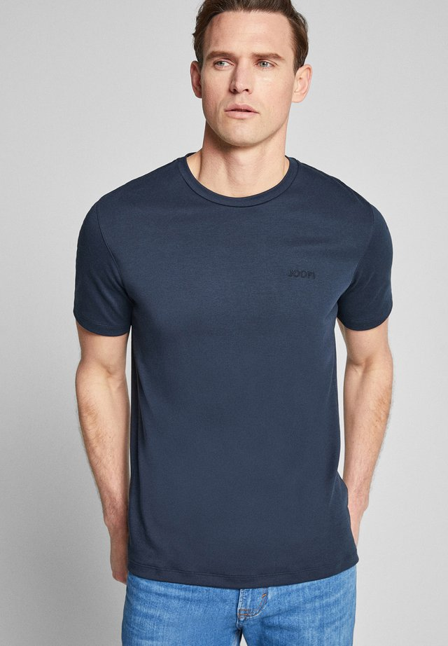 CORRADO - T-shirt basique - dark blue