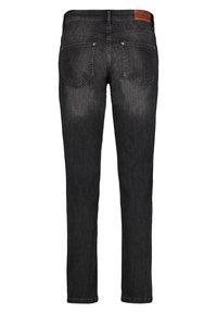 Betty Barclay - Slim fit jeans - dark grey used denim - 4