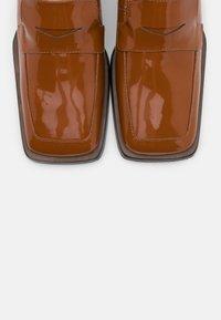 MIISTA - PECAN - Nazouvací boty - brown - 6