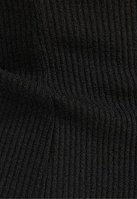 Bershka - Jumper dress - black - 5