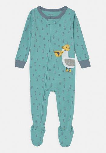 PELICAN - Sleep suit - turquoise