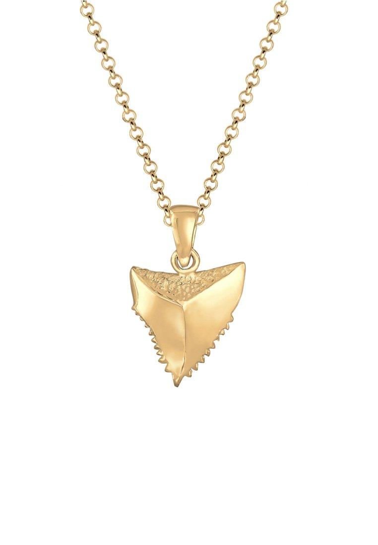 Elli Zahn Tusk Trend Boho Sommer - Halskette Gold-coloured/gold
