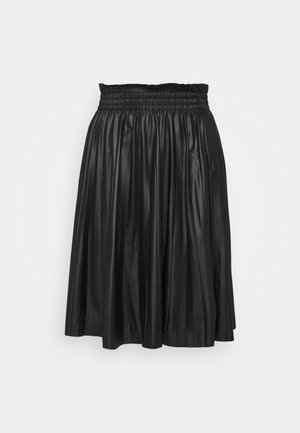 VMCLARIN KNEE SKIRT - Pencil skirt - black