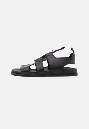ROUTE GLADIATOR SPORT  - Sandals - black