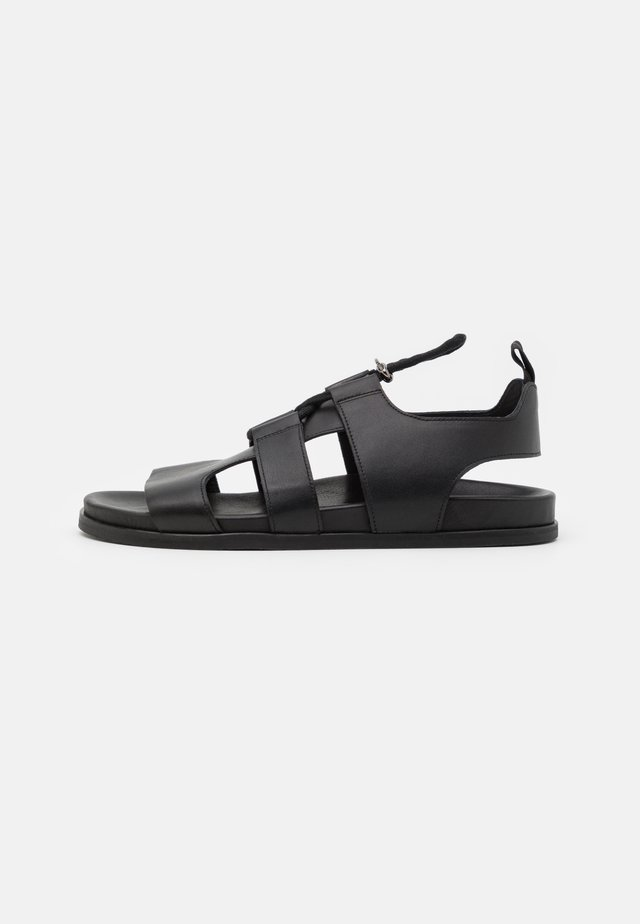 ROUTE GLADIATOR SPORT  - Sandali - black