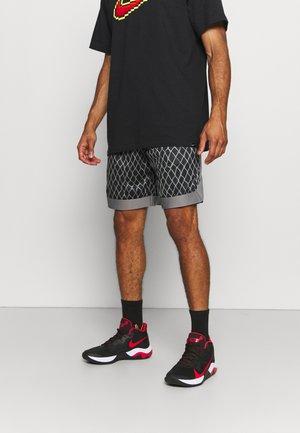 CURRY VERSA SHOR - Sports shorts - black/grey