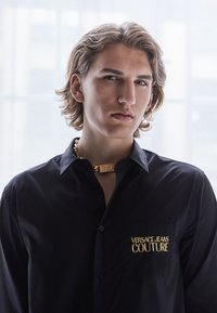 Versace Jeans Couture - Shirt - nero - 3