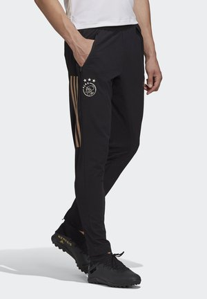 AJAX AMSTERDAM ULTIMATE TRAINING PANTS - Træningsbukser - black