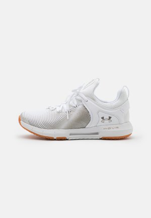 HOVR RISE - Neutral running shoes - white