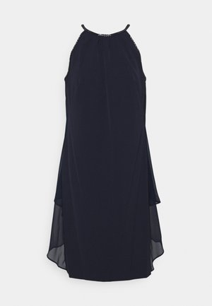 POLISHED CREPE - Robe de soirée - lighthouse navy