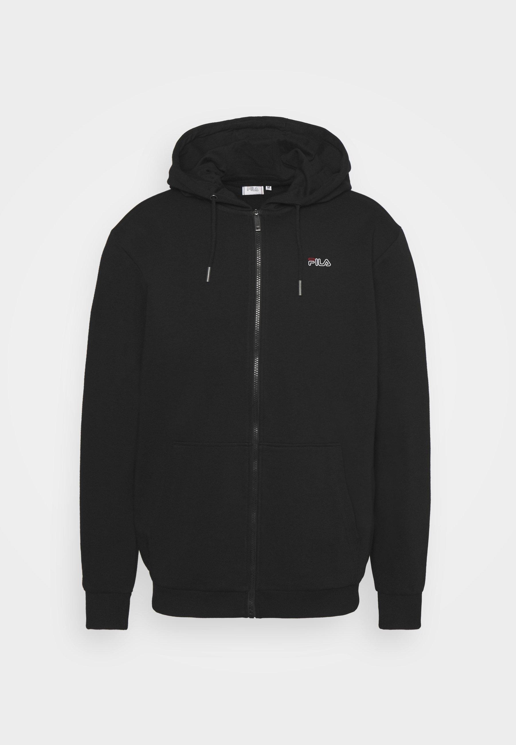 Men SASHA HOODED JACKET - Zip-up sweatshirt