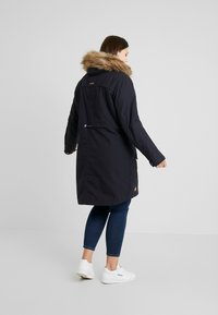 Ragwear Plus - COAT - Parkatakki - navy - 2