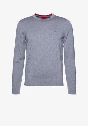 SAN CASSIUS  - Stickad tröja - medium grey