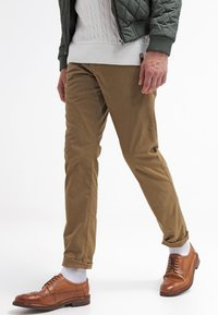 Selected Homme - SHHONE LUCA - Chinot - camel - 3